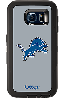 NFL Defender by OtterBox for Samsung Galaxy S 6 - Detroit Lions