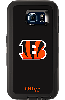 NFL Defender by OtterBox for Samsung Galaxy S 6 - Cincinnati Bengals