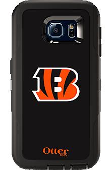 NFL Defender by OtterBox for Samsung Galaxy S 6 - Cincinnati Bengals