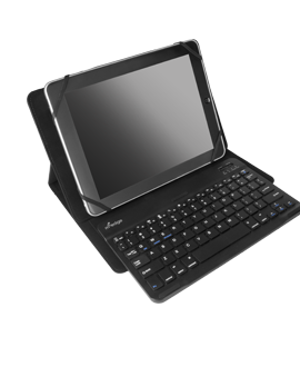 M-Edge Stealth 10-inch Pro Keyboard Folio - Black