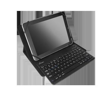M-Edge Stealth 10-inch Pro Keyboard Folio - Black