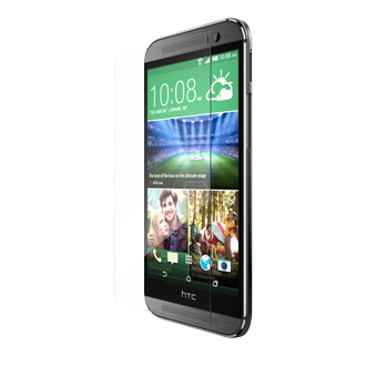 HTC One M8 Tech 21 Impact Shield