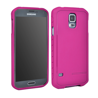 Samsung Galaxy S5 Body Glove SATIN Case - Magenta