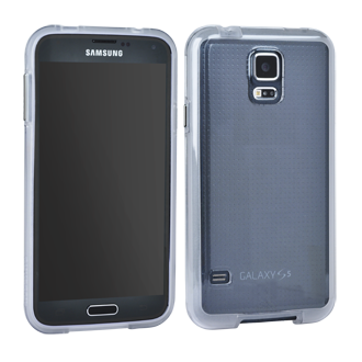 Samsung Galaxy S5 Case Mate Naked Tough Case - Clear