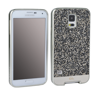 Samsung Galaxy S5 Case Mate Brilliance Case - Champagne