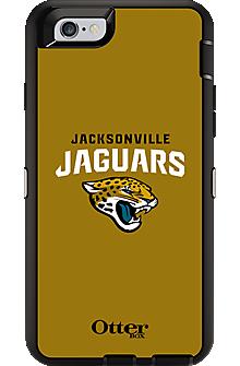 NFL Defender Series by OtterBox for iPhone 6/6s - Jacksonville Jaguars