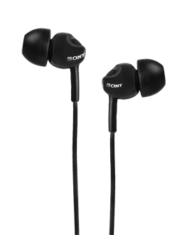 SONY MDR-X110 Wired Earbud - Black