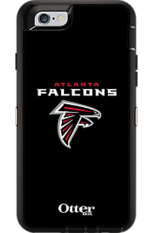 NFL Defender Series by OtterBox for iPhone 6/6s - Atlanta Falcons