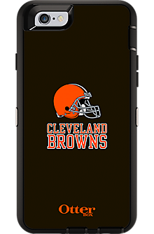 NFL Defender Series by OtterBox for iPhone 6/6s - Cleveland Browns