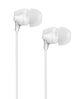 SONY MDR-X15 Wired Earbud - White