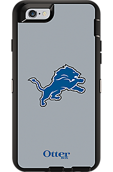 NFL Defender Series by OtterBox for iPhone 6/6s - Detroit Lions