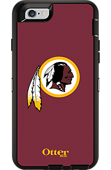 NFL Defender Series by OtterBox for iPhone 6/6s - Washington Redskins