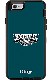 NFL Defender Series by OtterBox for iPhone 6/6s - Philadelphia Eagles