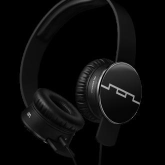 SOL Republic TRACKS On-Ear Headphones - Black