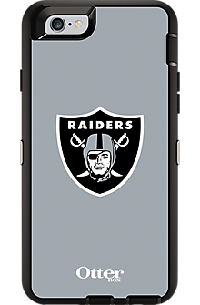 NFL Defender Series by OtterBox for iPhone 6/6s - Oakland Raiders