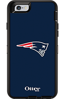 NFL Defender Series by OtterBox for iPhone 6/6s - New England Patriots