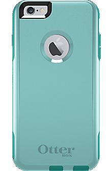 OtterBox Commuter Series for iPhone 6 Plus/6s Plus - Aqua Sky