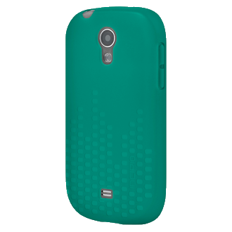 Samsung Galaxy Light Incipio FREQUENCY Cover - Green