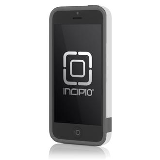iPhone 5 Incipio OVRMLD Case - White & Grey