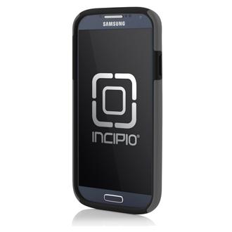 GS4 Incipio DualPro Case - Charcoal & Black