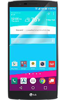 Anti-Scratch Screen Protector for LG G4