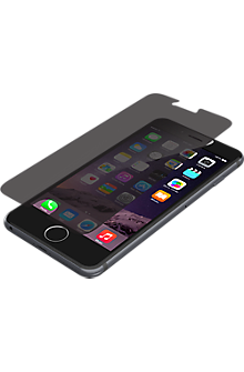InvisibleShield Privacy Glass for iPhone 6/6s