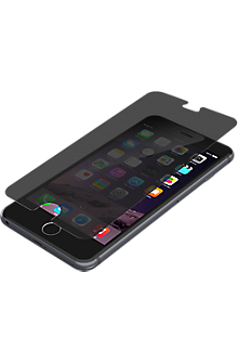 InvisibleShield Privacy Glass for iPhone 6 Plus/6s Plus