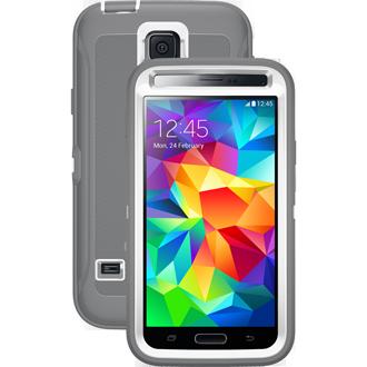 Samsung Galaxy S5 OtterBox Defender Series Case - Glacier
