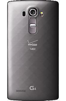 Standard Battery Cover for LG G4 - Violet Black