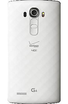 Standard Battery Cover for LG G4 - White