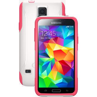 Samsung Galaxy S5 OtterBox Commuter Series Case - Neon Rose