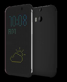 HTC Dot View Case - Grey