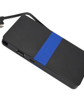 TYLT ENERGI 5K+ microUSB - Black & Blue
