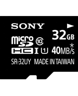 SONY microSDHC High Speed CL10 Memory Card - 32 GB