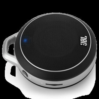JBL Micro Wireless Portable Speaker - Black