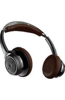 BackBeat Sense Wireless Headphones - Black