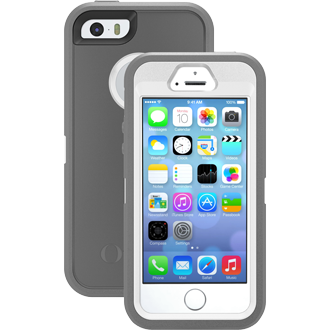 iPhone 5s OtterBox Defender Series Case - Glacier