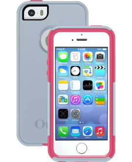 iPhone 5s OtterBox Commuter Series Case - Orchid