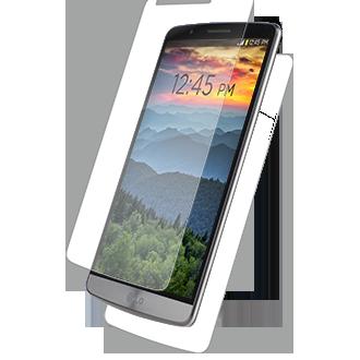 LG G3 ZAGG InvisibleShield Dry