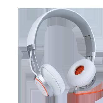 Jabra REVO Headphones - White