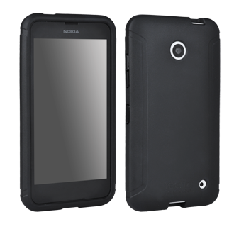 Nokia Lumia 635 D3O Impact Tactical Case - Black