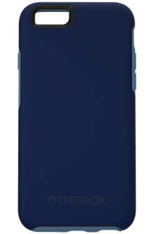 OtterBox Symmetry Series for iPhone 6/6s - Blueberry