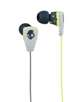 Skullcandy Merge Headset - Grey & Lime
