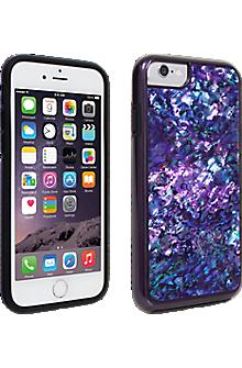 Milk & Honey Abalone Shell for iPhone 6/6s - Purple