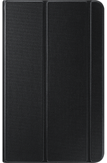 Book Cover for Samsung Galaxy Tab E - Black
