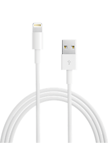 Apple Lightning to USB Cable - 2 Meter