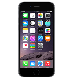 iPhone 6 - Space Gray - 16GB