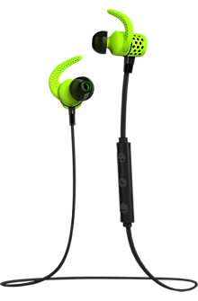 BlueAnt PUMP MINI Wireless HD Audio Sportbuds - Green