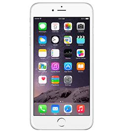 iPhone 6 Plus - Silver - 128GB