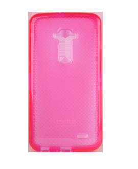 LG G Flex Tech 21 Impact Mesh Case - Pink